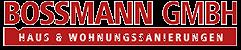 Bossmann Ulm-Goeppingen | Sanierung und Renovierung aus einer Hand Logo